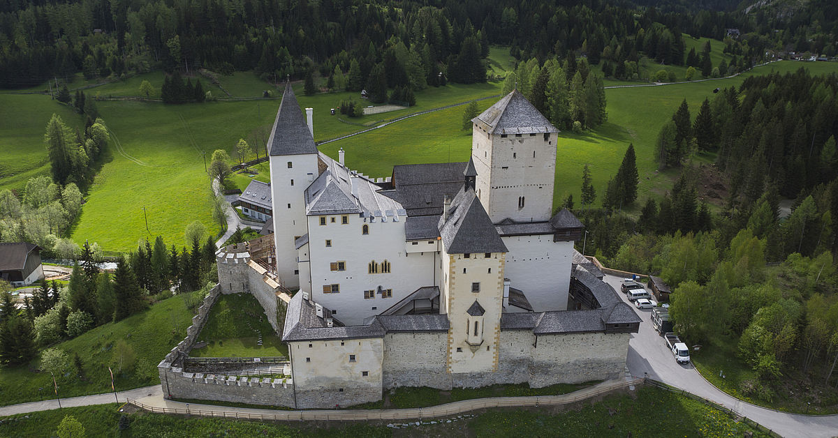 Anreise | Burg Mauterndorf